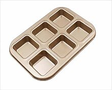 WngLei Kuchen-Form 6 Sogar Kuchen-starker