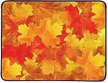 WOCNEMP Blätter Baum Ahorn Tragbare Und Faltbare