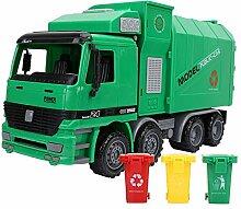 Wocume Kinder Simulation Inertia Müllwagen