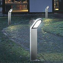 WOFI LED Newark Außenleuchte, Aluminium, 9.5 W,