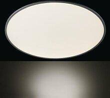 wofi Linox LED Deckenleuchte mit Dimmer Ø 100 H: