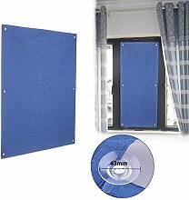 Wohl-H 76 * 93cm Dachfensterrollo Thermo