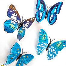 Wandtattoo Schmetterling Gunstig Bei Lionshome Kaufen