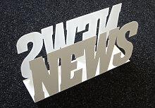 Wohnaccessoires - Zeitungsständer