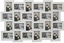 WOHNANDO Bilderrahmen Collage Bildergalerie