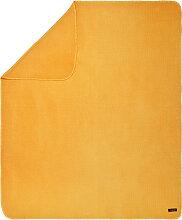 WOHNDECKE 150/200 cm Gelb