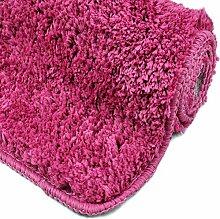 WohnDirect Badezimmerteppich | Badematte zum Set