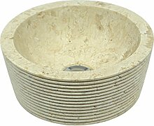 wohnfreuden Marmor Waschbecken MINIJAYA 30 cm