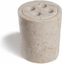 wohnfreuden Naturstein Marmor Zahnbürstenhalter 9