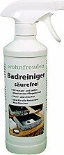 Wohnfreuden Naturstein Waschbecken Pflege Spray
