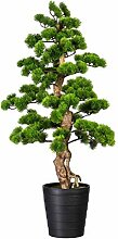 wohnfuehlidee Kunstpflanze Bonsai Kiefer, mit