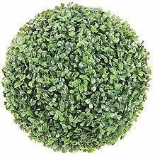 wohnfuehlidee Kunstpflanze Buchsbaumkugel, Farbe