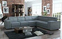 Wohnideebilder Couchgarnitur CARI als L Form mit