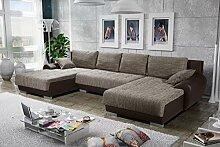 Wohnideebilder Sofa Couchgarnitur Leon 8 U mit