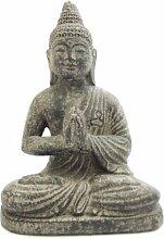 Wohnkult Thai Buddha Budda Tempelwächter Kopf 22