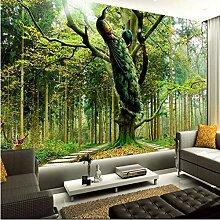 Wohnkultur Foto Kulissen Tapete Für Pfauenbaum