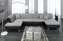 Wohnlandschaft FARUS, Couchgarnitur XXL Sofa,