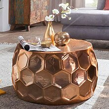 Wohnling Couchtisch Honeycomb 60x36x60 cm