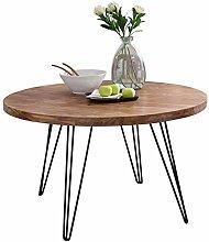 WOHNLING Design:sszimmertisch BAGLI rund Ø 120 x