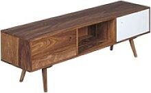 Wohnling Lowboard WL1.974, TV Lowboard REPA 140 cm