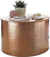 Wohnling RAHI Couchtisch, Aluminium, Kupfer,