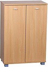 Wohnling Schuhschrank Taja Cabinet Schuhkommode