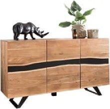 Wohnling Sideboard WL5.194, Sideboard SATARA 148 x