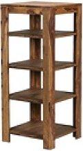 Wohnling Standregal WL1.388, MUMBAI Massiv-Holz