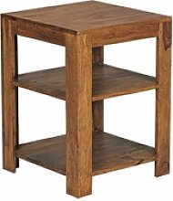 Wohnling Standregal WL1.390, MUMBAI Massiv-Holz