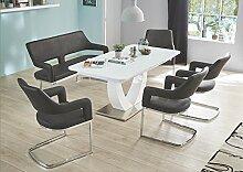 Wohnorama Esstisch ausziehbar ULM von Pro Com