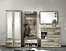 Wohnorama Garderobe 5-TLG Bonanza von Innostyle