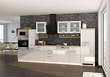 Wohnorama Küchenblock 370 inkl E-Geräte von PKM,