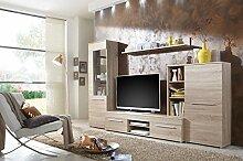 Wohnwand Wohnzimmerschrank Schrankwand TV-Element
