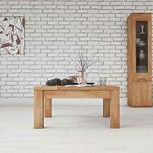 Wohnzimmer Couchtisch aus Buche Massivholz geölt