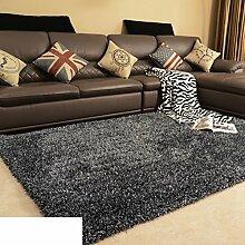 Wohnzimmer Couchtisch Schlafzimmer Bettvorleger/Verdickt Verschlüsselung Sofas Teppich-K 160x230cm(63x91inch)