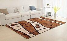 Wohnzimmer Couchtisch Schlafzimmer Nacht Teppich 120 × 170cm ( Farbe : B1 )