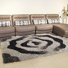 Wohnzimmer Couchtisch Schlafzimmer Teppich Teppich European Style 120 × 170cm ( größe : 140×200cm )