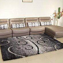 Wohnzimmer Couchtisch Schlafzimmer Teppich Teppich European Style 120 × 170cm ( größe : 120×170cm )