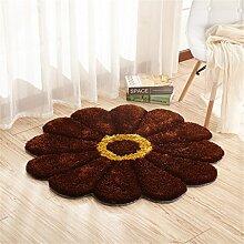 Wohnzimmer Dekoration Teppich Fußmatten Moderne