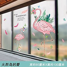 Wohnzimmer Fenster Balkon Glastür Dekoration