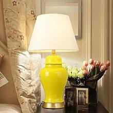 Wohnzimmer Nachttischlampe, kreative Schreibtisch