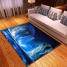Wohnzimmer Rutschfester Teppich,Teppich Mit