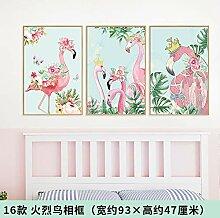 Wohnzimmer Schlafzimmer Dekoriert Flamingo