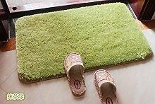 Wohnzimmer-schlafzimmer-matten,Badezimmer Matte,Anti-rutsch-matte,Sanitär Saugkissen,Erker-mat-F 60x90cm(24x35inch)