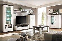 Wohnzimmer Set inkl. Couchtisch und Highboard