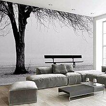 Wohnzimmer-Sofa Fernsehhintergrunddekoration Der
