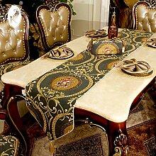 Wohnzimmer table flag/table runner stoff in der tabelle/bett-runner/tee tischläufer-A 34x200cm(13x79inch)
