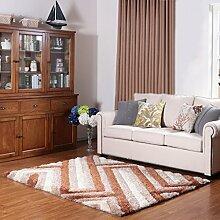 Wohnzimmer Teppich Bettwäsche Zimmereien Couchtisch Teppich Balkon Piaoyuang Pad 120 × 180 cm ( größe : 120 × 180cm )
