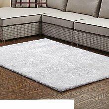 Wohnzimmer-Teppich/Einfache Couchtisch Sofa moderner Teppich/Bettdecke/Schlafzimmer Teppich-A 140x200cm(55x79inch)