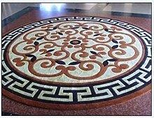 Wohnzimmer-Teppich/Handgeschnitzten Teppich/ runden Teppich-A 160x160cm(63x63inch)
